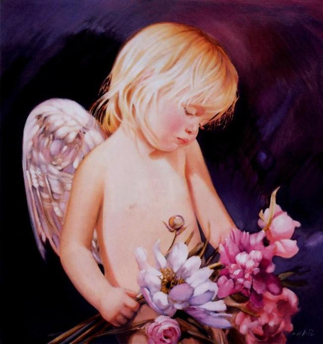 Noel Nancy-Innocent Angel.
