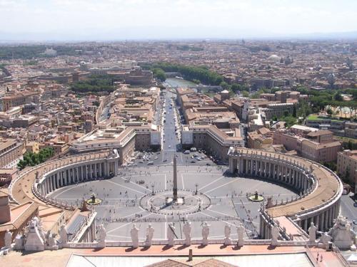 ватикан религиозный туризм