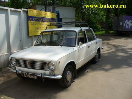 ВАЗ-2101 Копейка Фото с сайта Bakero.ru