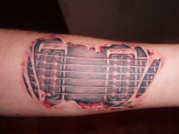 Студия художественной татуировки