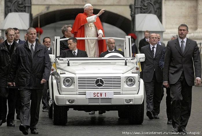 автомобиль для патриарха