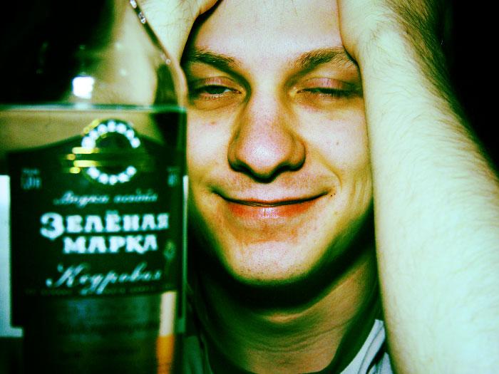 Лучший антидепрессант - это водка