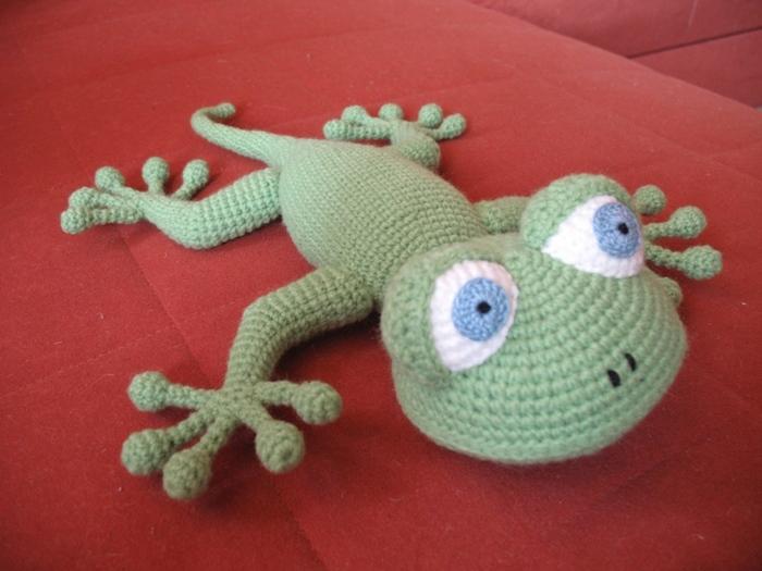 Вязание крючком детских игрушек.