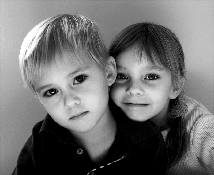картинки детей влюбленных