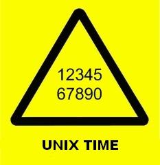 Unix time warning