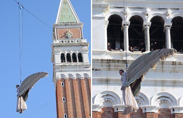 Венецианский карнавал 2009