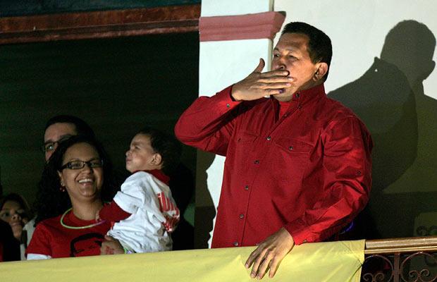Победа Чавеса
