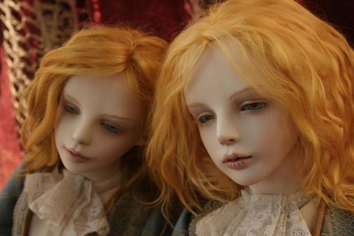 Картинки рыжие куклы - 61