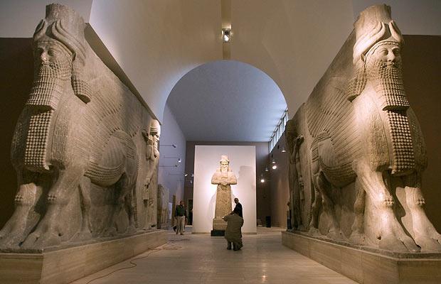 Национальный музей Ирака