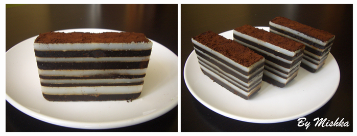 Шоколадно-кофейный тортик (699x268, 171Kb)