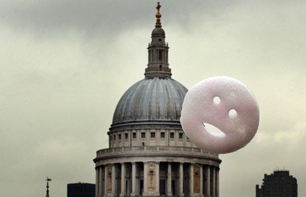 Счастливые облака от Стюарта Semple