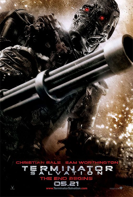 terminator salvation терминатор 4