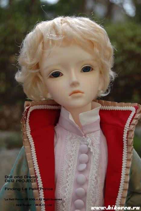 Кукла принц своими руками
