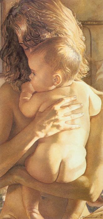 Материнская любовь: оригинал.
