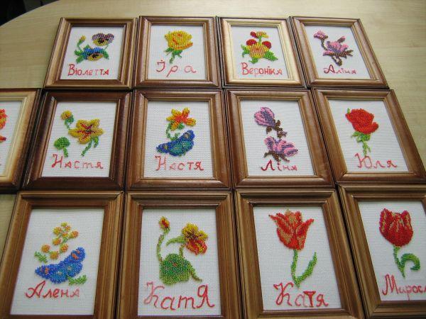 Подарок на 8 марта вышивка универсальный грунт для цветов доставка