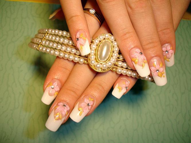 Фото ногтей самых красивых