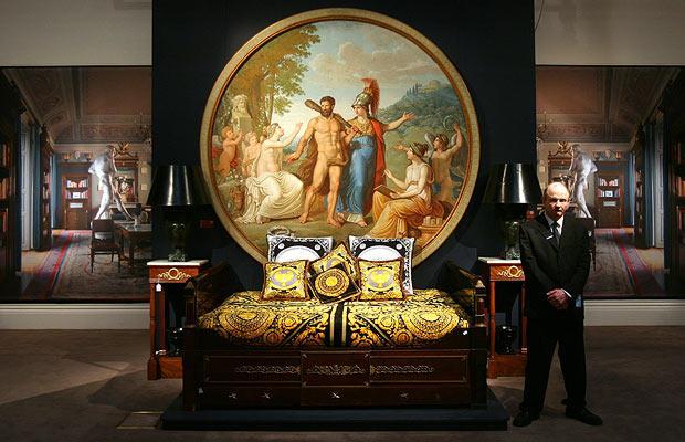 Джанни Версаче на Sotheby's