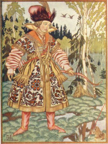 Новогодний костюм ивана царевича своими руками