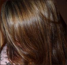 Как с мелированных волос убрать желтизну