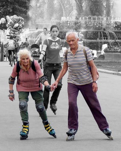 Старикам