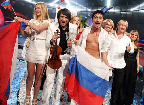 Представитель евровидения от России