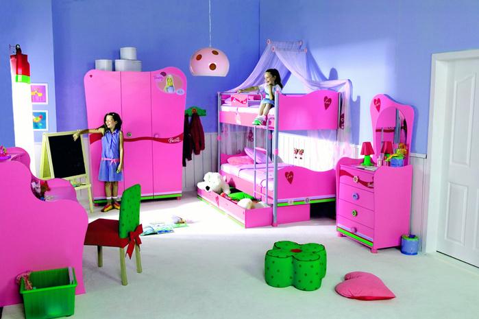 Как сделать комнату для кукол барби