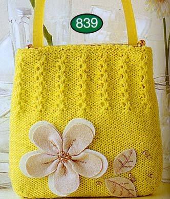 летние сумки из ткани выкройки