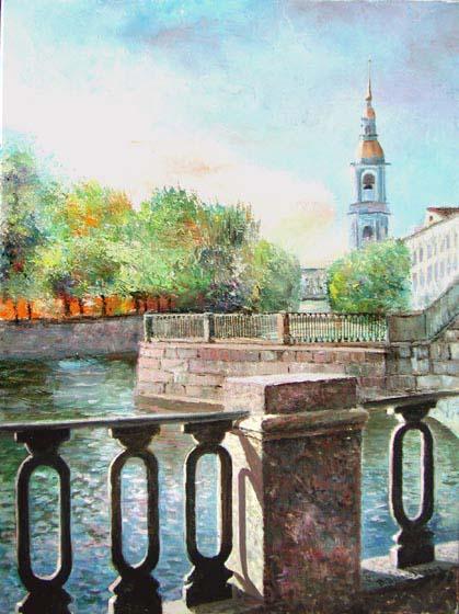 Волосов: Старый Петербург.