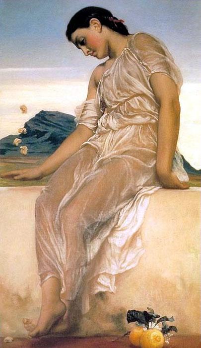 Девушка 1890