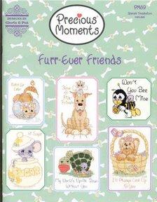 "Gloria&Pat PM 59: Furr-Ever Friends - буклет со схемами для вышивки крестиком  "" Девочкам.com - Портал для девочек."
