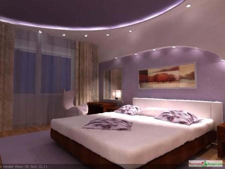 Модные спальни фото