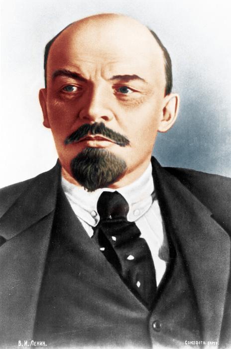Научно доказано: Ленин умер не сифилитиком, а мутантом