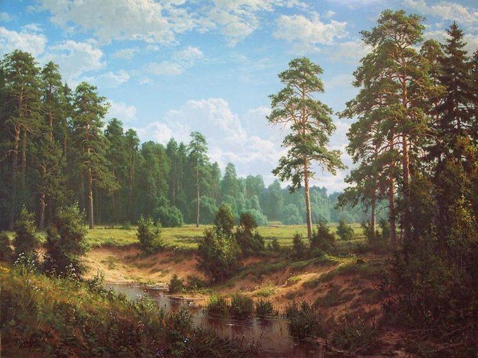 Искусствоведы называют Сергея Басова одним из лучших представителей современного российского реализма, отмечая его...