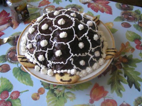 торт черепаха рецепт приготовления
