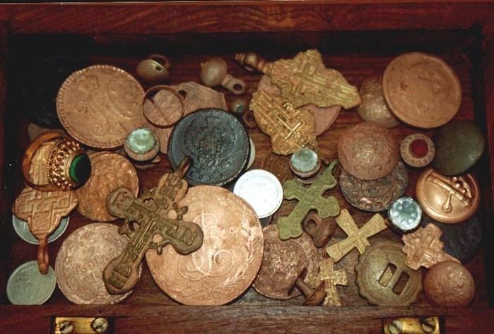 Астрахань где искать клад монетный бутик сбербанка в москве