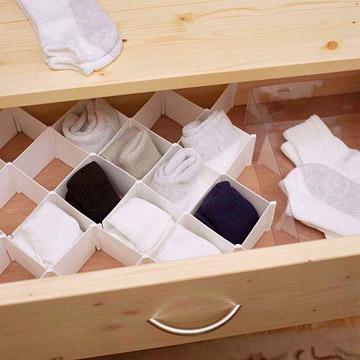 Ящики для хранения носков своими руками