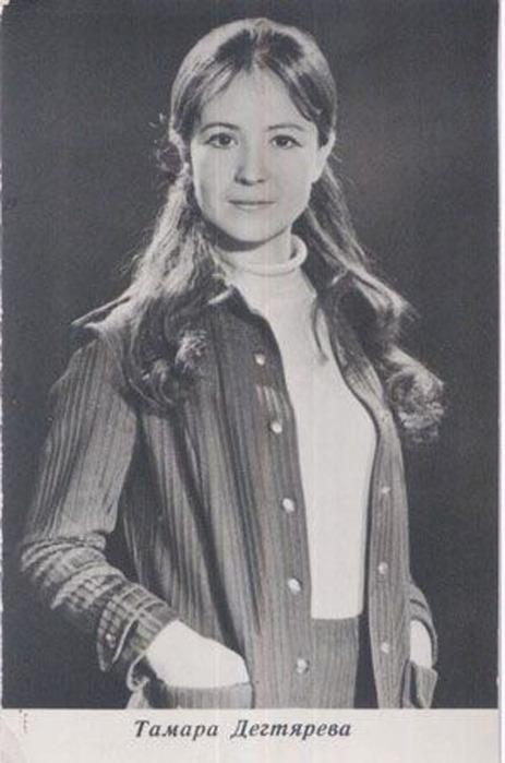 Тамара Дмитриева актер