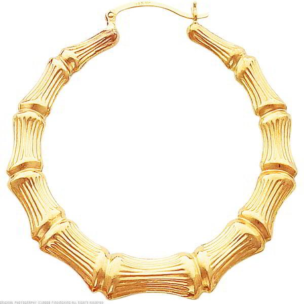 80s bamboo earrings  eBay