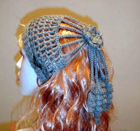 Есть схема вязания.  Детские шапки - схемы вязания своими руками.