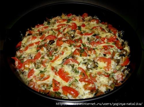Запеканки овощные простые и вкусные рецепты