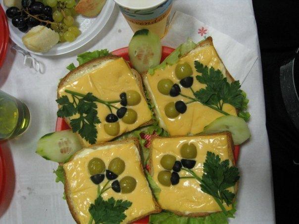 Горячие бутерброды для детей рецепты с фото