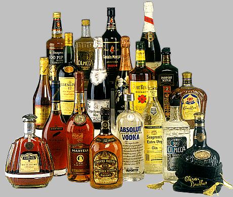 Алкоголь в малых дозах безвреден в любом кол-стве. тогда уот,выбирай сама.