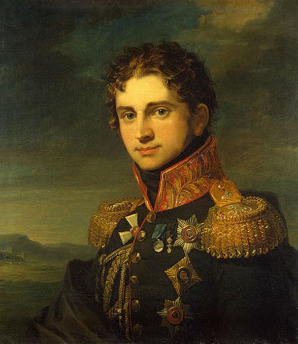 П . А. Строганов