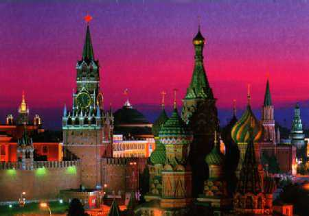 Московский Кремль. Виртуальная экскурсия