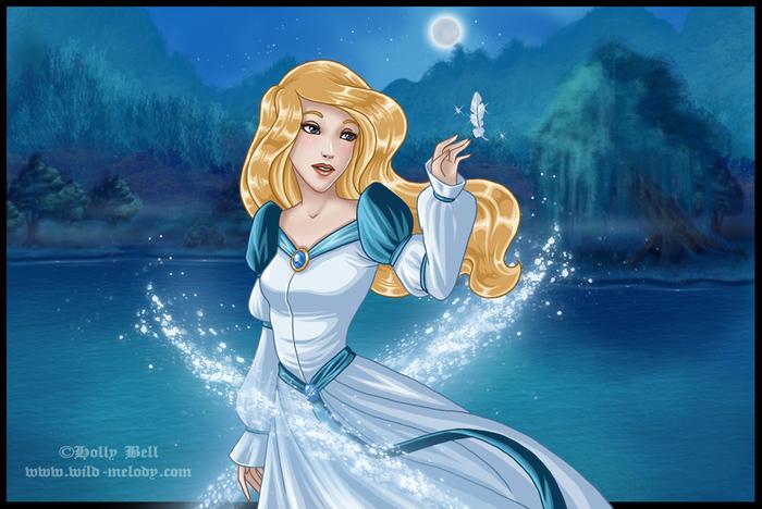 Принцесса Лебедь смотреть онлайн.