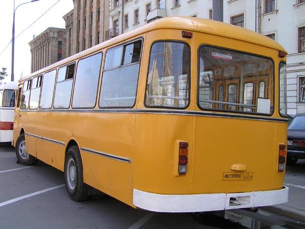 Фотография автобуса ЛиАЗ-677…