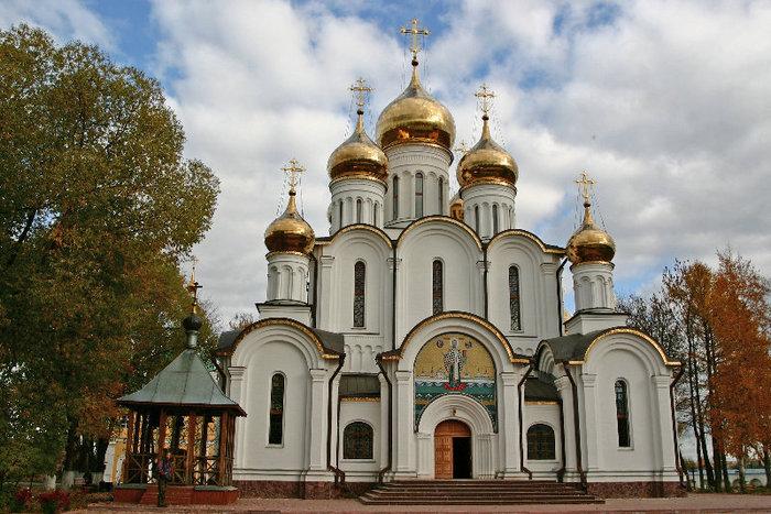 Фотография Никольский монастырь - Переславль-Залесский (Россия - Золотое Кольцо). Фотография 13243