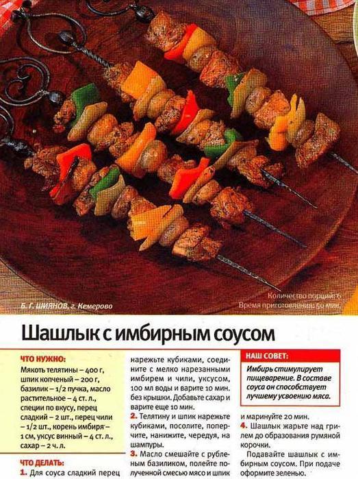В чем можно приготовить шашлык в домашних условиях