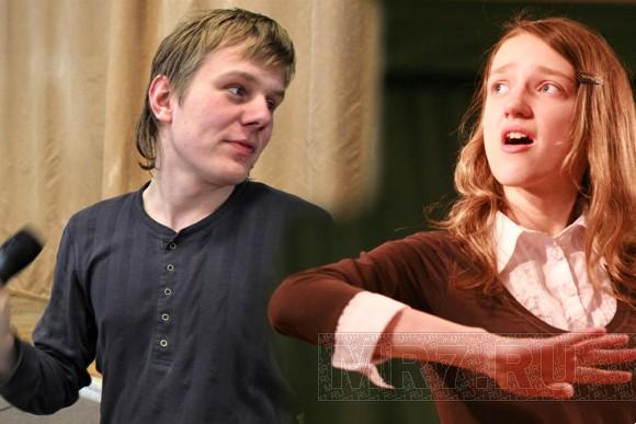 Глухая девушка и слепой юноша поют душой. Алина Кривошеева от рождения не