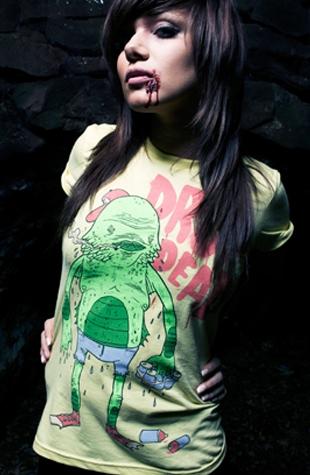 Хочешь купить футболку Drop Dead.